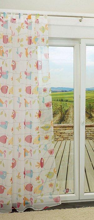 Fertige gardinen amazing fertige gardinen mit kruselband for Gardinenstoff kinder